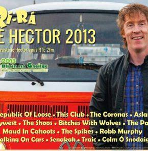2013 – RÍ-RÁ le Hector