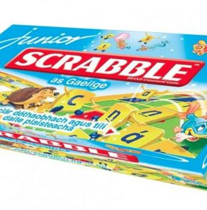 Scabble Junior as Gaeilge
